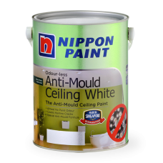 Nippon Odour-less Anti-Mould Ceiling White